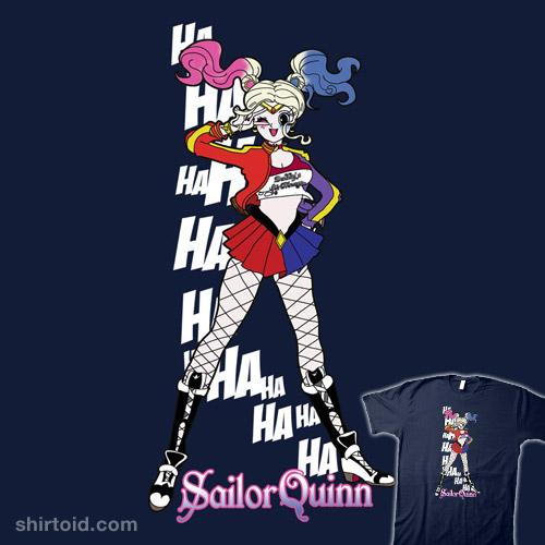 Sailor Quinn