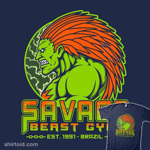 Savage Beast Gym