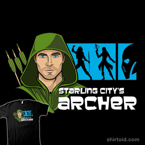 Starling City's Archer