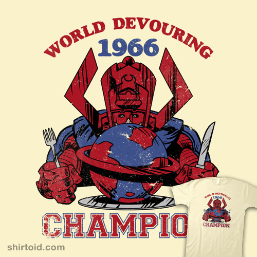 World Devouring Champion