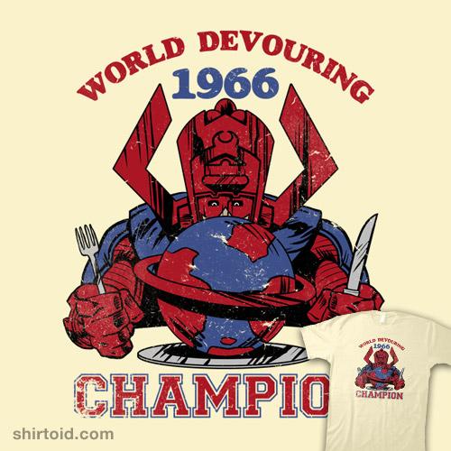 World Devouring Champion