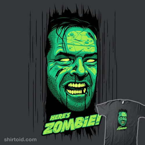 Here's Zombie