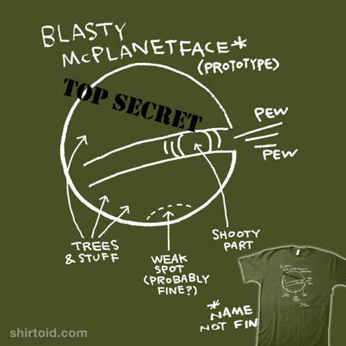 Blasty McPlanetFace
