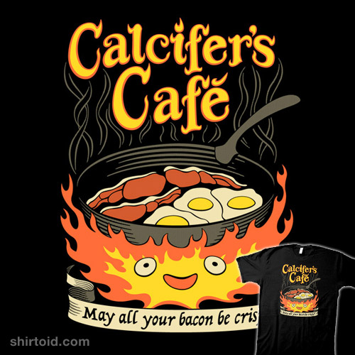 Calcifer's Cafe