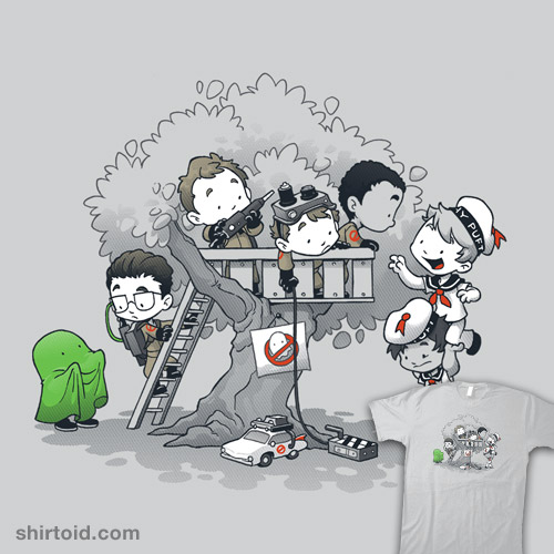 Ghost Busting Clubhouse