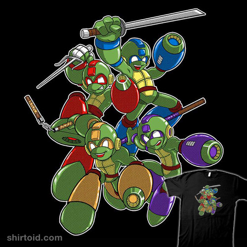 Mega Turtles