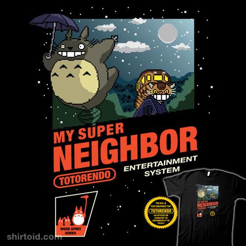 My Super Neighbor