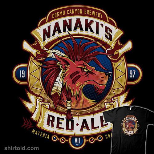 Nanaki's Red Ale