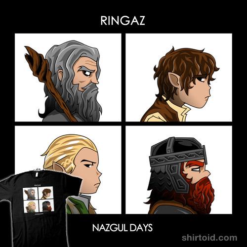 Nazgul Days