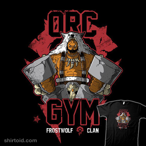 Orc Gym
