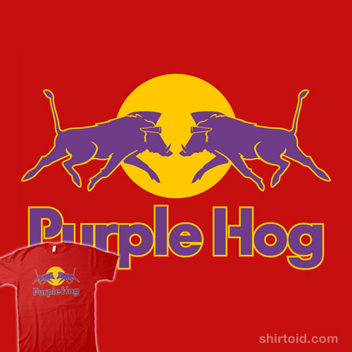 Purple Hog