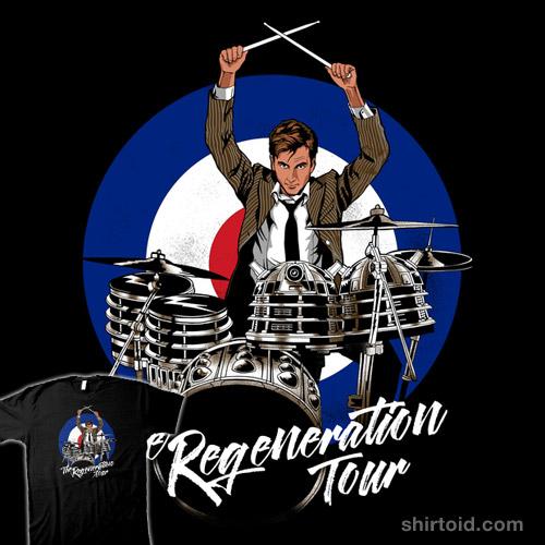 Regeneration Tour 10th