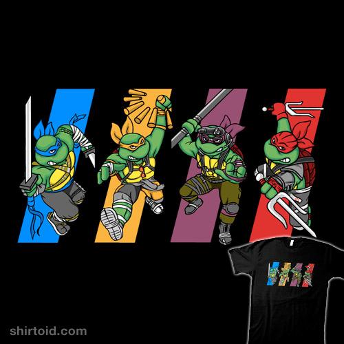 Select Your Ninja