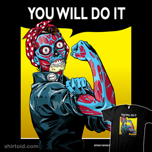 You Will Do It