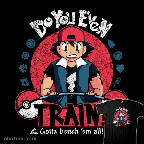 Gotta Bench 'em All!