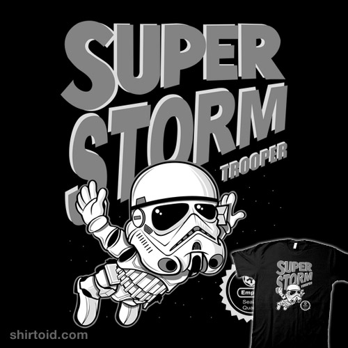 SUPER STORMTROOPER