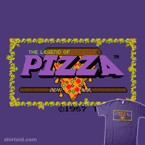The Legend of Pizza (Donnie)