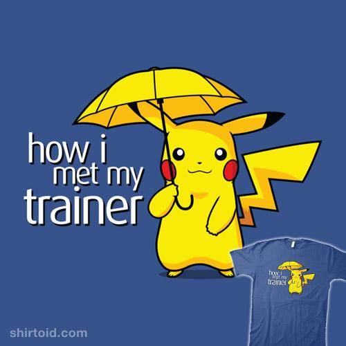 How I Met My Trainer