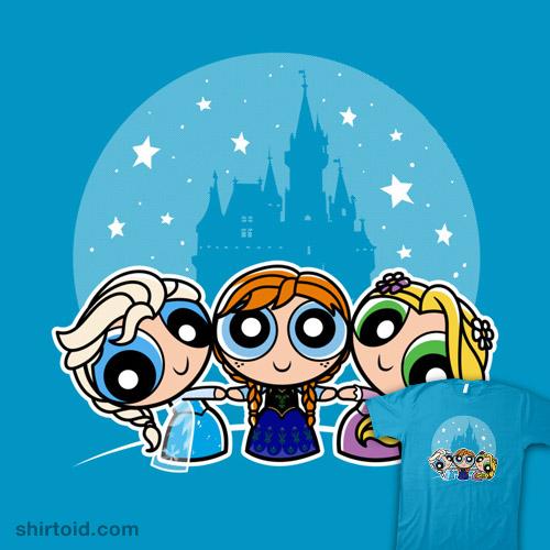 Princesspuff Girls 3
