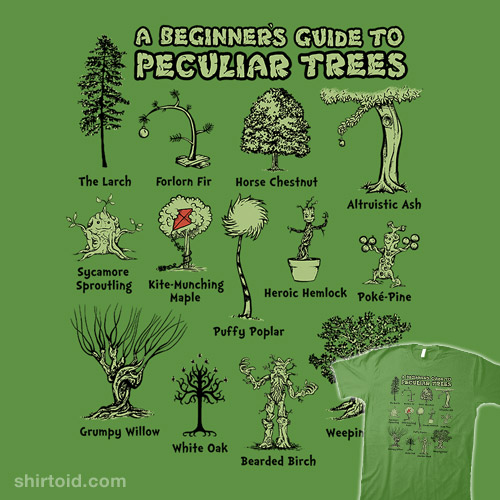 A Beginner's Guide to Peculiar Trees