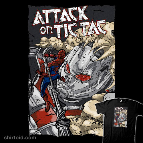Attack on Tic Tac