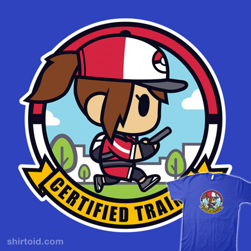 Certified Trainer – Girl