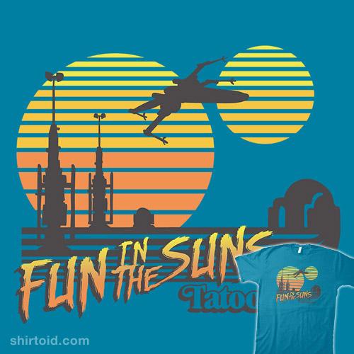 Fun in the Suns