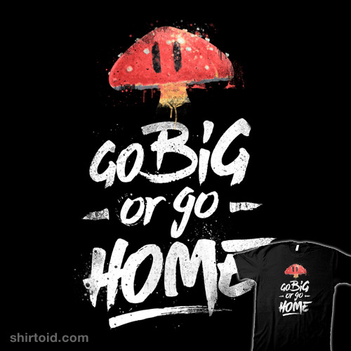 Go Big or Go Home – Smash Taunt