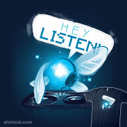 Hey Listen