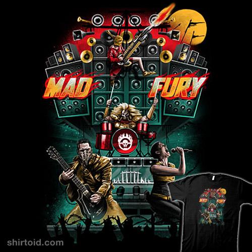 Mad Fury