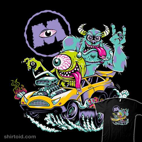 Monsters Fink