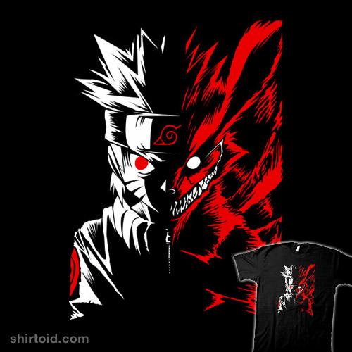 Naruto Two Face