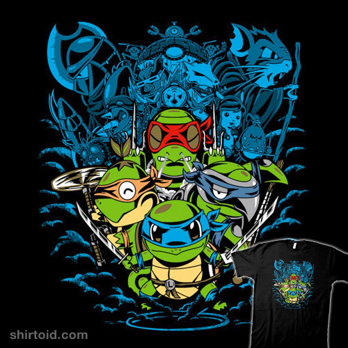 Poke Turtles