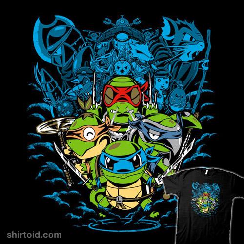 Poke Turtles