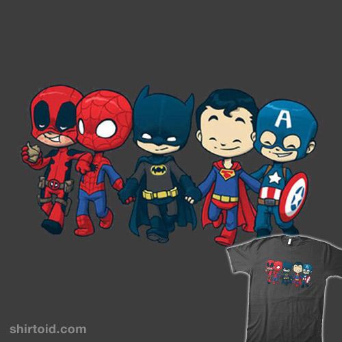 Super Crossover Bros 1