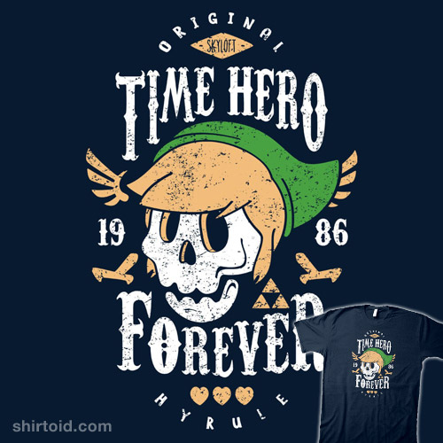 Time Hero Forever