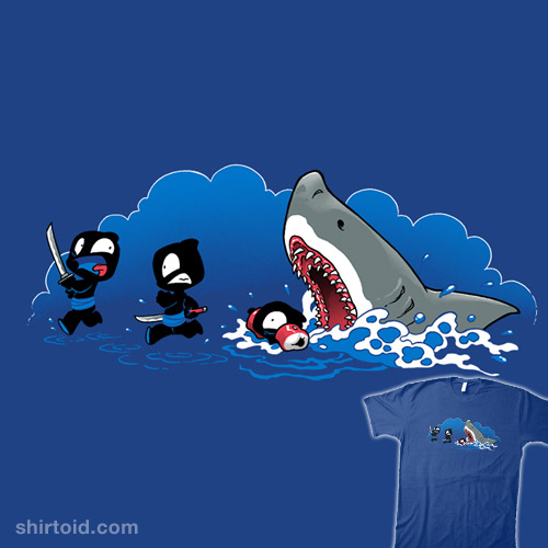 Unstealthiest Ninja: Shark