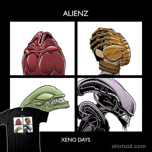 Xeno Days