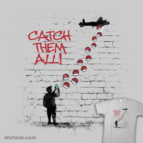 Go Catch Them All