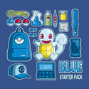 Blue Starter Pack