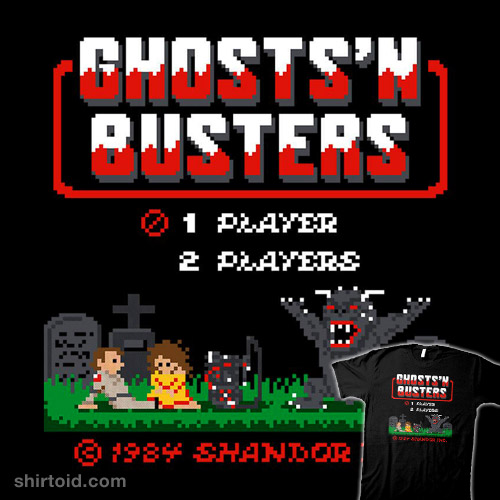 Ghosts 'N Busters