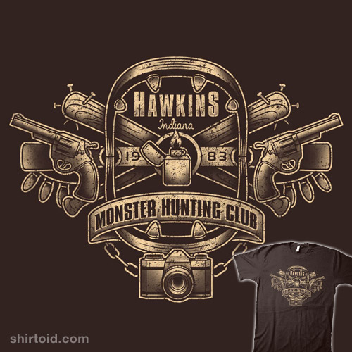 Hawkins Monster Hunting Club