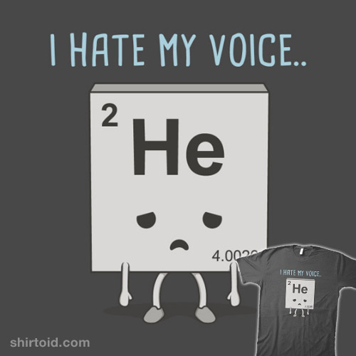 I Hate My Voice…