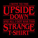 I Went to the Upside Down