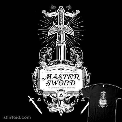 Master Sword Vintage