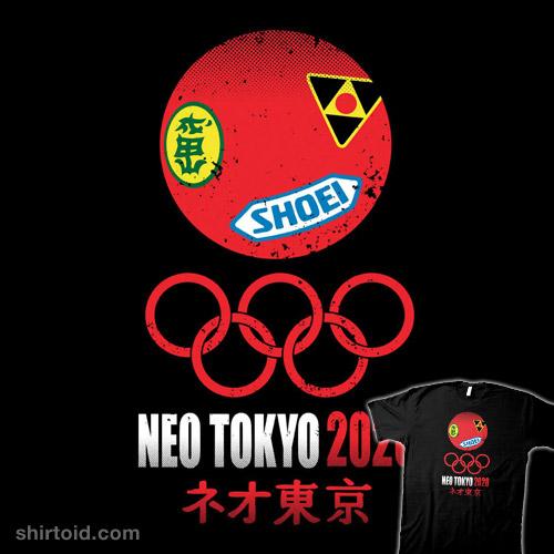 Neo Tokyo 2020