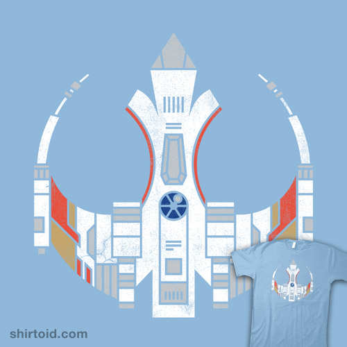 Rebel Ship