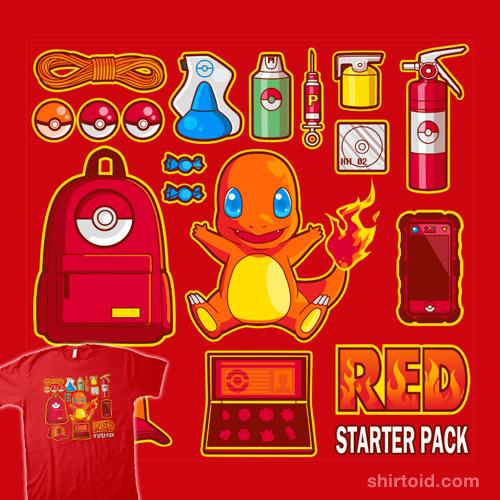 Red Starter Pack