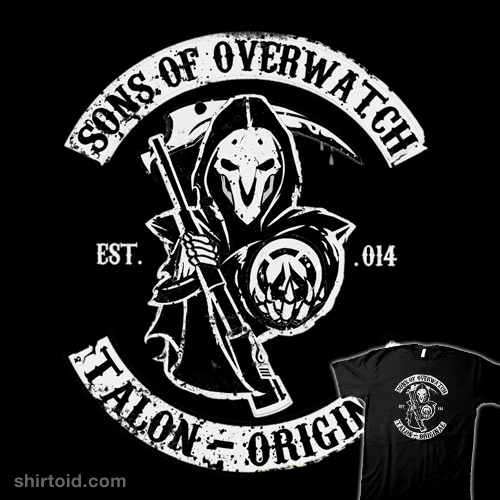 Sons of Overwatch – Reaper