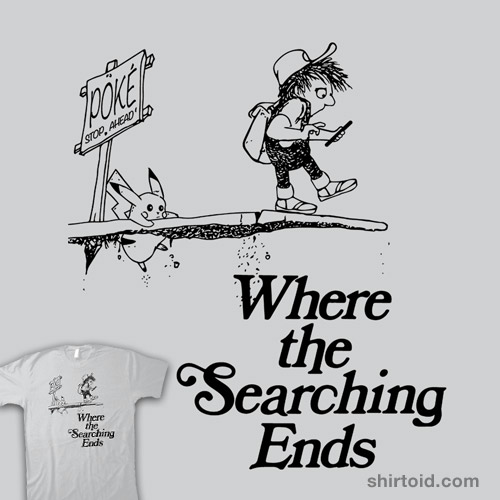 Where The Searching Ends